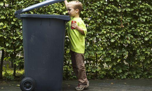 Richtige Mülltrennung will gelernt sein (Sujetbild)
