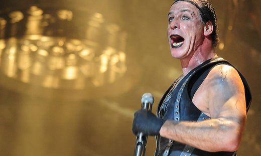 Sänger Till Lindemann kommt mit Rammstein nächstes Jahr nach Kärnten