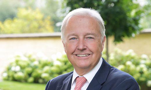 Treibacher- Industrie-AG-Vorstand Alexander Bouvier