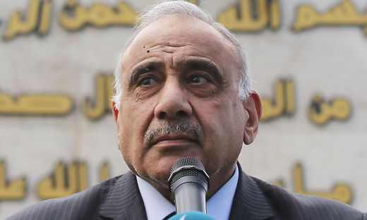 Adel Abdel Mahdi