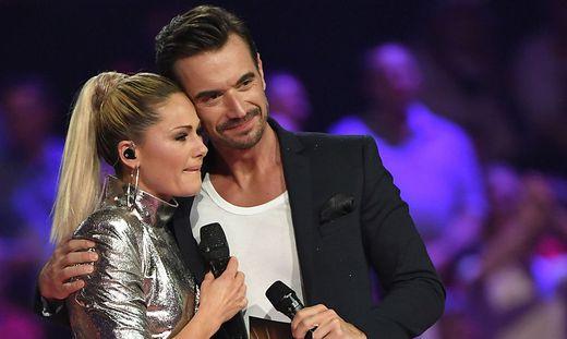 Waren über zehn Jahre lang ein Paar: Helene Fischer und Florian Silbereisen