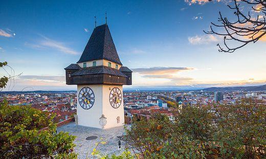 Graz ist gelb, ebenso wie Linz und Wien: Die Freude darüber ist endenwollend, aber die Entscheidungsgrundlage ist transparent