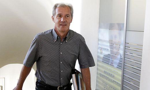ARCHIVBILD: EHEMALIGER KAeRNTNER OeVP-CHEF JOSEF MARTINZ