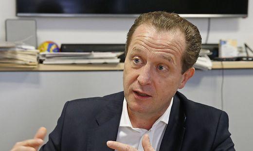 Billa-Vorstandssprecher Robert Nagele