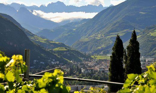 Die Alpenstädte Italiens