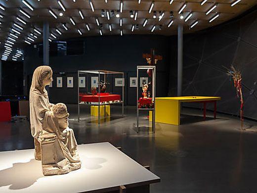 """Die Schau im Kunsthaus Graz steht unter dem Motto """"Glaube Liebe Hoffnung"""""""