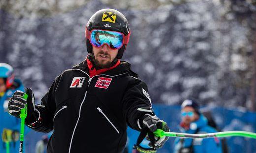 Ski-Ass Marcel Hirscher
