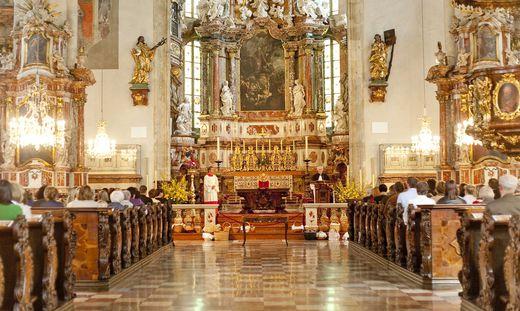 Im Grazer Dom wird der neue Bischof geweiht