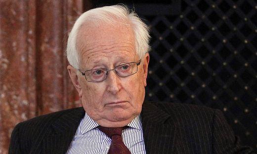 Ex-Höchstrichter Adamovich