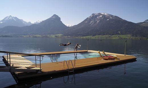 Den Sommer nutzen auch zahlreiche Sportler für einen Urlaub