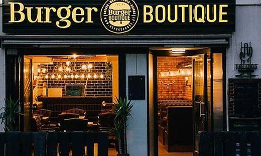 Größer und moderner: Die Burger Boutique eröffnet an einem neuen Standort.