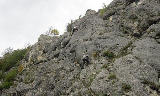 Der Klettergarten in Eppenstein