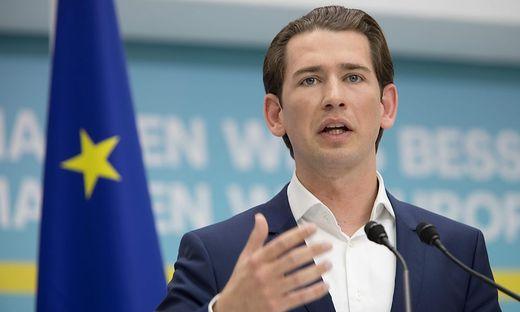 AUSTRIA-EU-POLITICS-VOTE-PARTIES-OEVP
