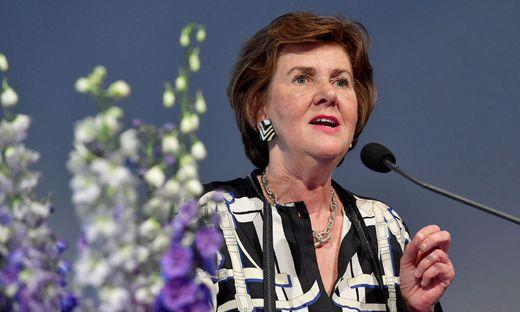 Helga Rabl-Stadler hört nach 27 Jahren auf