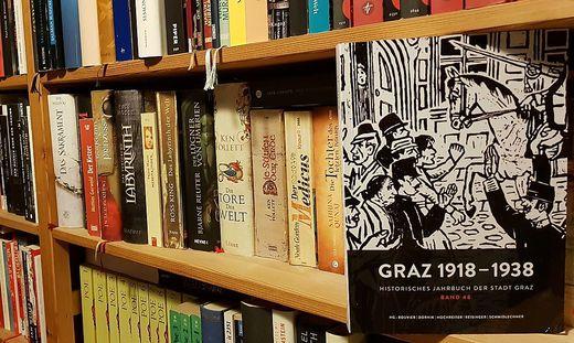 Graz 1918–1938 – Historisches Jahrbuch der Stadt Graz Band 48