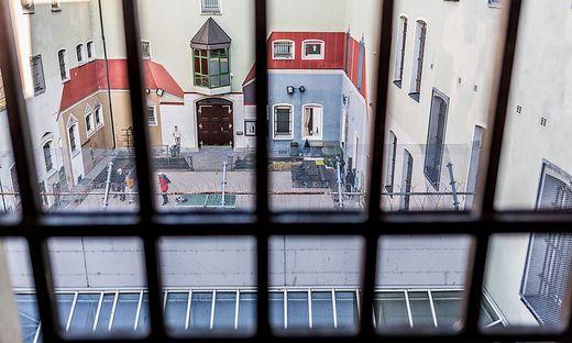 Seit Dezember sind die beiden Männer in der Justizanstalt Klagenfurt gesessen