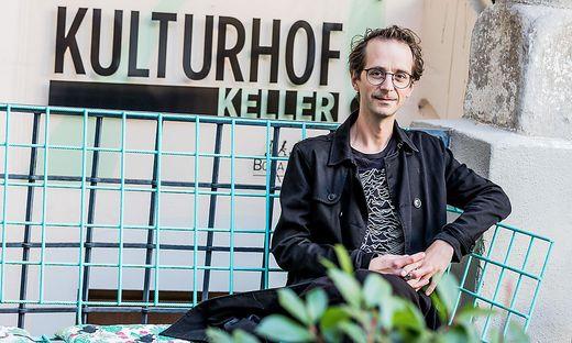 Martin Dueller gründete vor zehn Jahren den Kulturhof