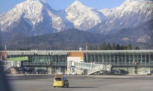 Investitionsschub am Flughafen Laibach