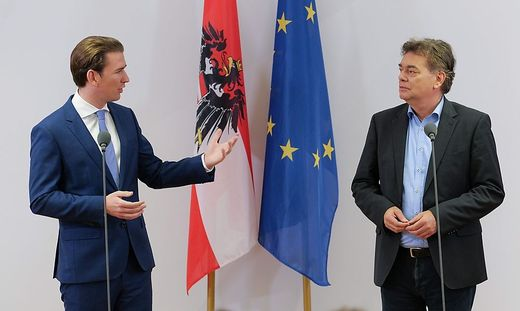AUSTRIA-POLITICS-GOVERNMENT-ELECTIONS