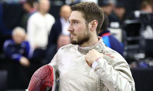 Mens and Womens Individual Sabre Grand Prix