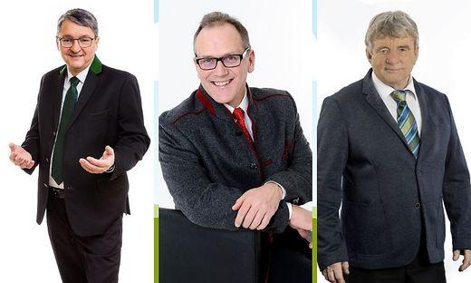 Die Spitzenkandidaten für die Gemeinderatswahl 2020 in Groß St. Florian