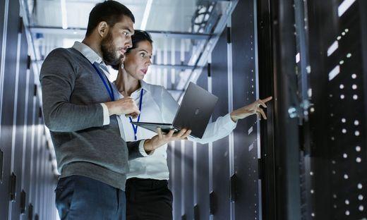 IT-Fachkräfte sind am Arbeitsmarkt zurzeit heiß begehrt