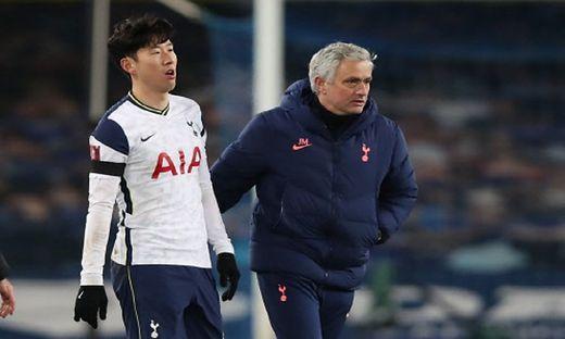 Jose Mourinho und Son