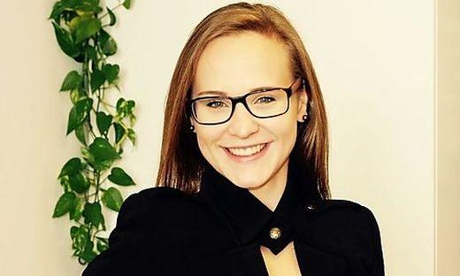 Anna Hopper  ist 21, Studentin -  und künftig Gemeinderätin