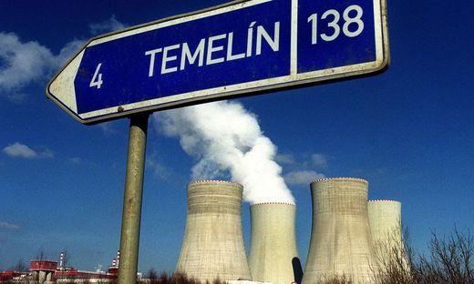 THEMENBILDPAKET ATOMKRAFT: AKW TEMELIN