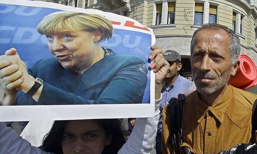 Rückgang um 70 Prozent:Deutschland bleibt Hauptziel in EU für Asylbewerber