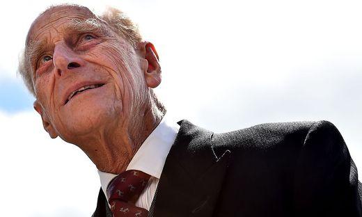 Großbritannien in Sorge um den 99-jährigen Prinzgemahl