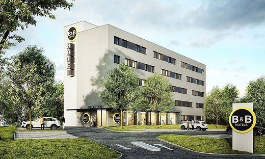 B&B Hotel in Graz