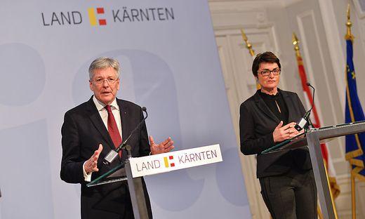 Peter Kaiser, Beate Prettner
