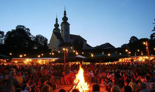 Beim Verkauf wechselte auch die Loretowiese in St. Andrä den Eigentümer - Veranstaltungsort des Gackern-Festivals