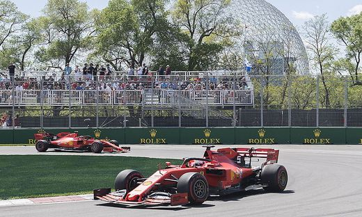 Änderungen kommen in der Formel 1 auf jeden Fall