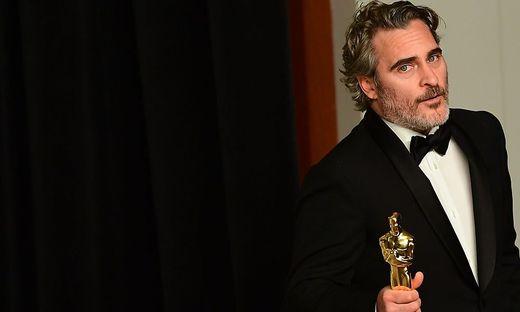 Oscarpreisträger, Veganer, Tierschützer: Joaquin Phoenix