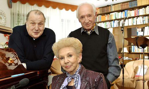 Todesfall tausendsassa herbert prikopa ist tot for Barbara karlich alter