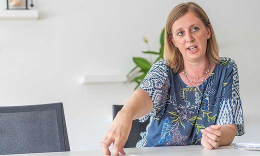 Landesrätin Barbara Eibinger-Miedl im Interview
