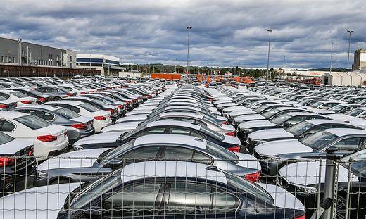 Der  5er BMW wird in Graz gefertigt