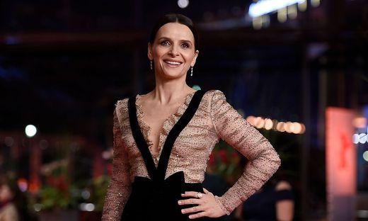 Oscar-Preisträgerin Juliette Binoche leitet Festivaljury