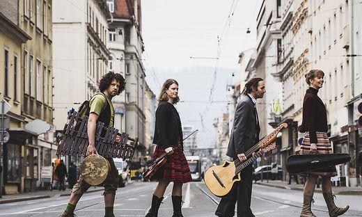 Das folk.art Festival findet von 3. bis 7. November in Graz statt.