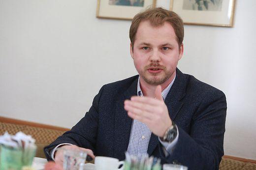 Huber lehrt und forscht an der Uni Salzburg