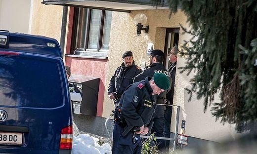 In diesem Haus in Villach hat eine der drei Verdächtigen eine Pensionistin ermordet