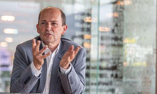 TUI-Österreich-Geschäftsführer Gottfried Math