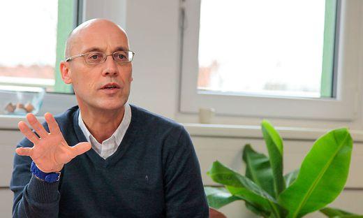 Der steirische AMS-Chef Karl-Heinz Snobe