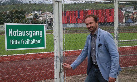 Rudi Egger, VP-Vizebürgermeister in St. Veit, denkt über ÖVP-Obmannschaft nach