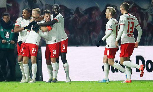 SOCCER - 1.DFL, RB Leipzig vs Koeln