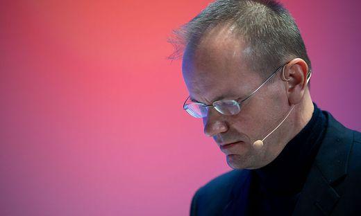 Vorübergehend in Haft: Markus Braun