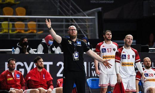 Teamchef Ales Pajovic