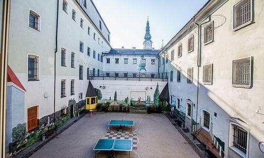 Der Verdächtige sitzt jetzt in der Justizanstalt Klagenfurt